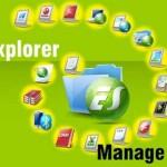 『ESファイルエクスプローラー』でファイル管理が楽々に♪