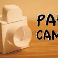 撮影する時点で漫画風に加工されるカメラ『Paper Camera』