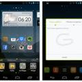 ホーム画面をおしゃれにカスタマイズすることができるアプリ『GOランチャーEX』