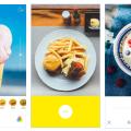 料理・食べ物の写真撮影に特化したカメラアプリ『Foodie』